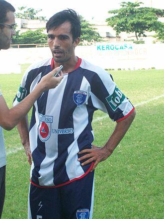Roberto Brum (footballer, born 1978) - Image: Roberto Brum