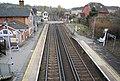Robertsbridge Station, looking south - geograph.org.uk - 1733899.jpg