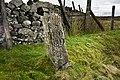 Robin Cross Boundary Stone, Bellerby, Leyburn, North Yorkshire.jpg