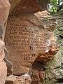 Rock Carvings Coombs Wood - geograph.org.uk - 94623.jpg