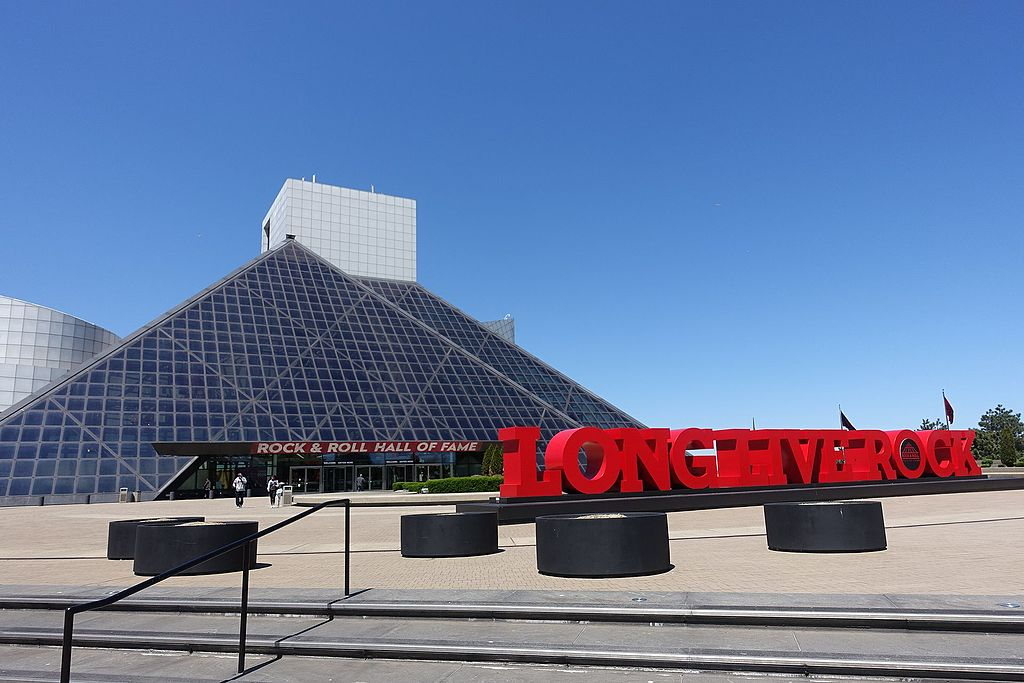 Rock and Roll Hall of Fame - Joy of Museums 1