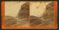 Rocks in Echo Canyon, (view west), Utah. U.P.R.R, by Watkins, Carleton E., 1829-1916 2.png