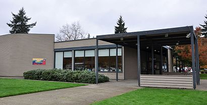 How to get to Rockwood Library with public transit - About the place