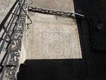 Rodi, museo archeologico, secondo cortile, mosaico 02.JPG