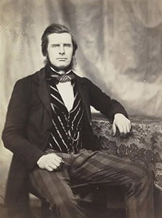 Roger Fenton - Fenton, Self-portrait