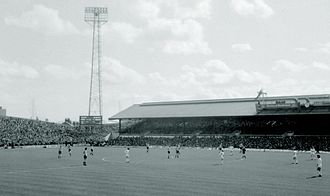 York City F.C. - York played at Roker Park in their FA Cup semi-final replay with Newcastle United.