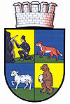 Coat of arms of Rokytnice nad Jizerou