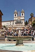 Rom Spanish Steps BW 1.JPG