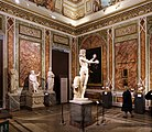Roma, galleria borghese, sala del sileno, 01.jpg