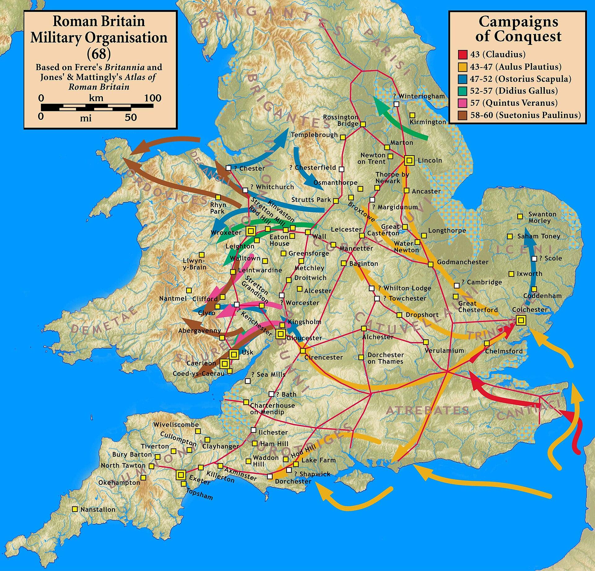 Caesar's invasions of Britain