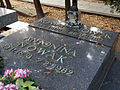 Roman Nowak - Antonina Nowak - Cmentarz Wojskowy na Powązkach (35).JPG