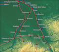 Roman roads Atuatuca noviomagus.png