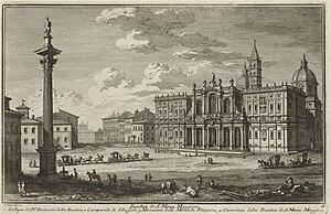 Rome Santa Maria Maggiore 1