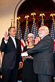 Ron Barber swearing in.jpg
