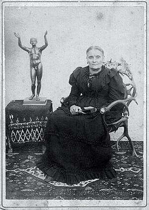 Vincenzo Galdi - Rosa D'Amore, photographed by Vincenzo Galdi at the end of 19th century