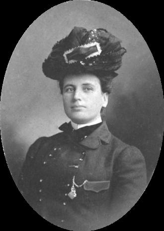 Rose C. Davison - Rose C. Davison, 1901