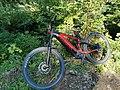 Rossignol Etrax Trail (electrically-powered MTB) — red 2020.jpg