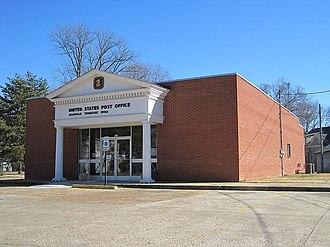 Rossville, Tennessee - Image: Rossville TN 01 2012 005