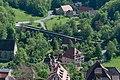 Rothenburg ob der Tauber, Doppelbrücke, Herrenmühle, vom Rathausturm 20170526 001.jpg