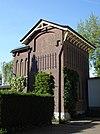 rotterdam begraafplaats crooswijk drenkelingenhuisje