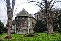 Rouen (76) Chevet des ancienne et nouvelle églises Saint-Paul.jpg