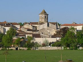 Rouillac, Charente