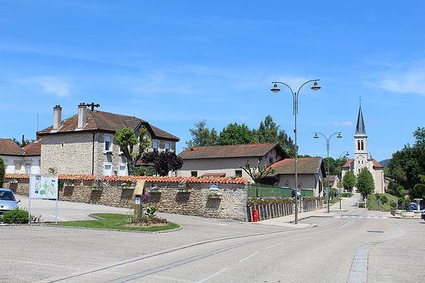 Photo de la ville Montagnat