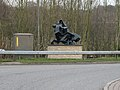 Royal Shrovetide Football Sculpture - geograph.org.uk - 1223895.jpg