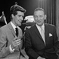 Rudi en André Carrell (1960).jpg