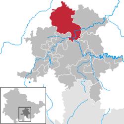 Rudolstadt in SLF