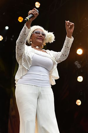 Marcia Griffiths - Marcia Griffiths at Ruhr Reggae Summer 2016