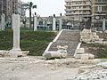 Ruins of Bath Entrance at Kom el Dikka (III).jpg