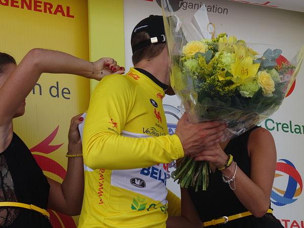 Rumillies (Tournai) - Tour de Wallonie, étape 1, 26 juillet 2014, arrivée (C09).JPG