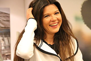 Ruslana Ukrainian singer