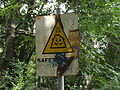 Rusted Safety House sign (picture 1).JPG