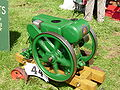Ruston Hornsby 3hp type PB engine of 1935.JPG