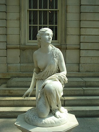 Randolph Rogers - Image: Ruth Gleaning