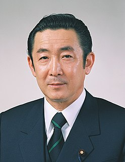 Ryutaro Hashimoto Japanese politician