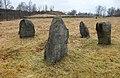Särestads gravfält (Raä-nr Årstad 40-1) resta stenar 2646.jpg