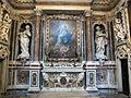 S. martino, chiesa, cappella dell'assunta, altare (francesco de mura).JPG