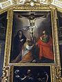 S. martino, sagrestia, crocifissione del cavalier d'arpino, 1592-93, 02.JPG