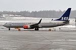 SAS, LN-RGI, Boeing 737-86N (25769688957).jpg