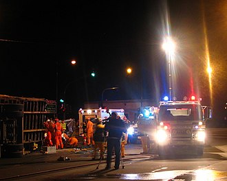 State Emergency Service - Image: SES RCR