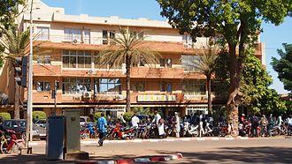 Société Nationale d'électricité du Burkina Faso - Image: SONABEL siege Ouaga