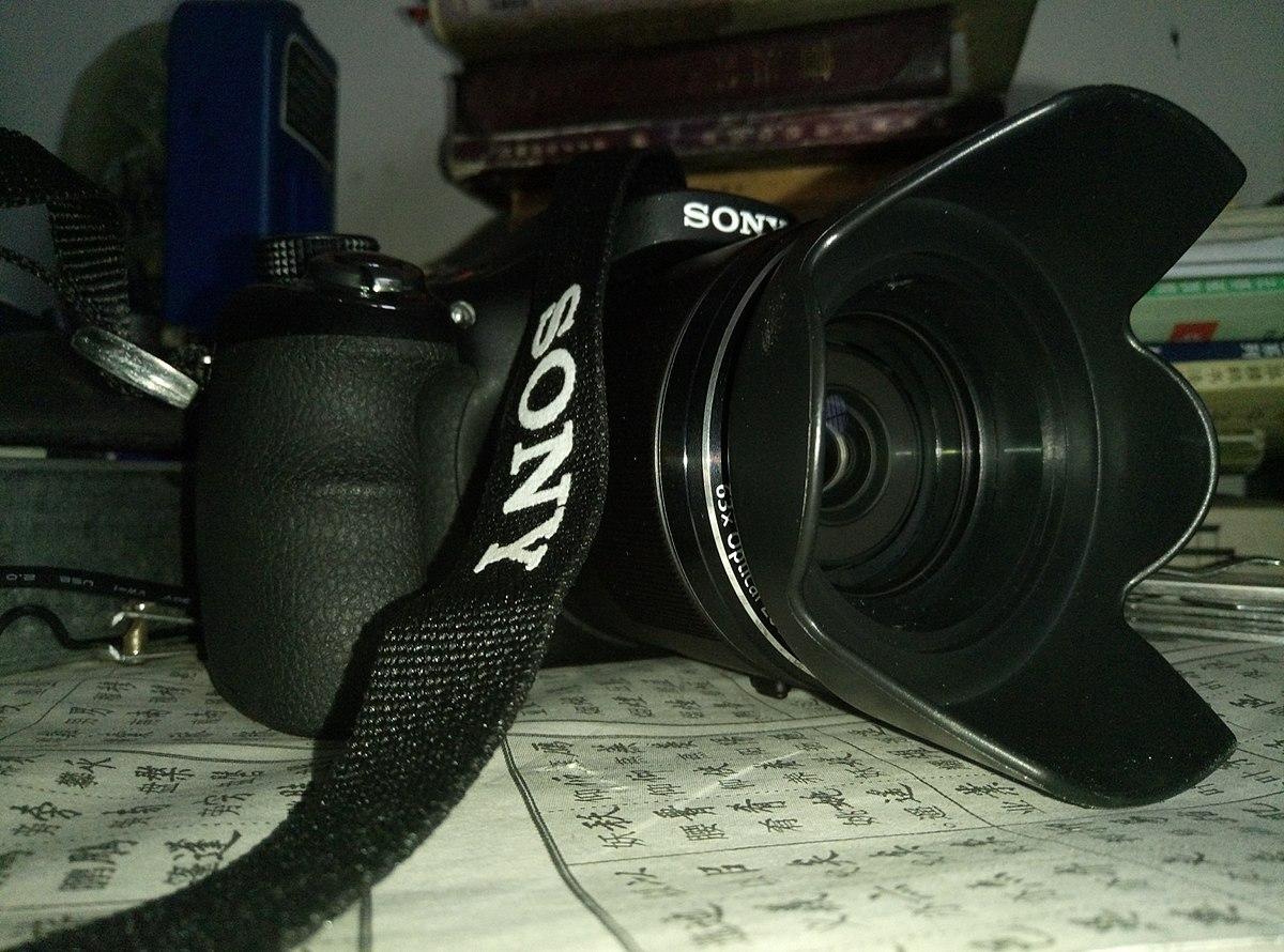 Sony Cyber Shot Dsc H400 Wikipedia