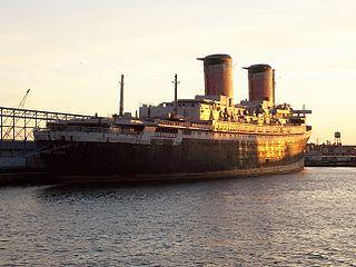 SS United States - Wik...