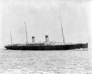 1890 White Star Line steamship