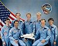 STS-61-C Crew (18304759068).jpg