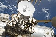STS132 Stephen Bowen EVA1 1