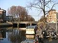 Saïdja en Adindabrug; bridge in Amsterdam 20110327 3.JPG